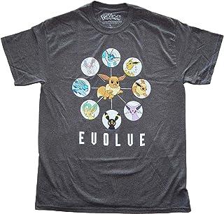 Pokemon Go Eevee Evolve Adult T-Shirt