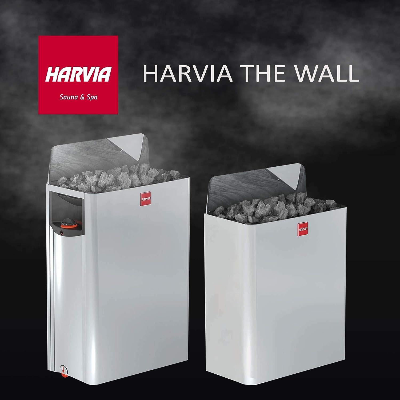 Harvia Saunafen The Wall     Steuergert  Bentigt seperaten Steuergert (4.5 kW)