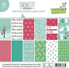 Lawn Fawn Snow Day Remix Petite Paper Pack (LF2083)