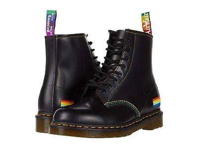 Dr. Martens 1460 For Pride (Black) Shoes