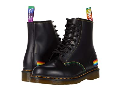Dr. Martens 1460 Pride (Black) Shoes