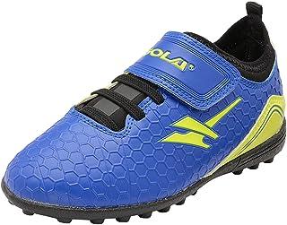 8c37cbab Footwear Studio - Botas de fútbol para niño negro negro