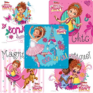 SmileMakers Fancy Nancy Stickers - Prizes 100 per Pack