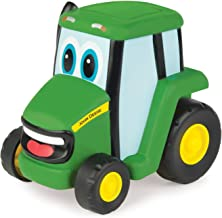 TOMY John Deere Push 'N' Roll Johnny Tractor Toy
