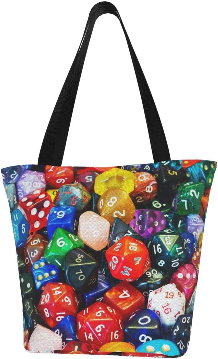 Super intense SALE AKLID Colorful Rare Gambling Dice Extra Large Water Canvas Resistant