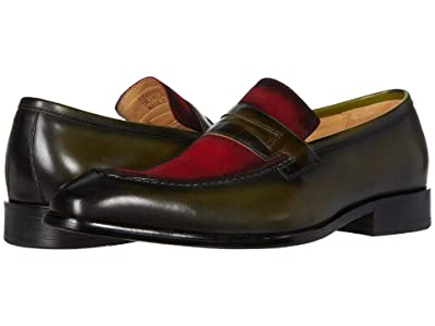 Carrucci Leading Man (Olive/Red) Men