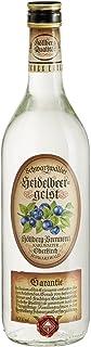 Heidelbeergeist Höllberg 40% vol., 1 x 1l naturbelassener Geist ohne Aromastoffe