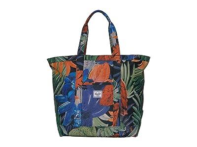 Herschel Supply Co. Bamfield Mid-Volume (Watercolour) Tote Handbags