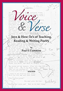 Voice & Verse: Joys & How-To's of Teaching, Reading & Writing Poetry