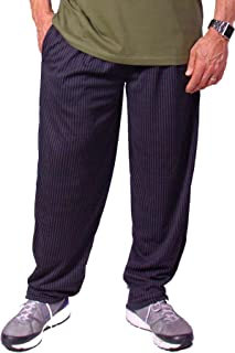 Crazee Wear California Lines Design Relaxed Fit Pants