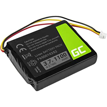 IQ/… vedi lista dei dispositivi compatibili S XL 340 Batteria per TomTom One XL XXL // One XL 30 serie // XL Live Holiday