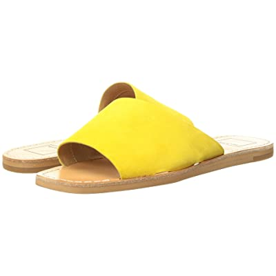 Dolce Vita Cato (Yellow Suede) Women