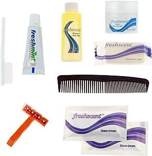 96 Kits - Bulk Case of Wholesale Deluxe Hygiene & Toiletries for Men, Women, Travel, Charity