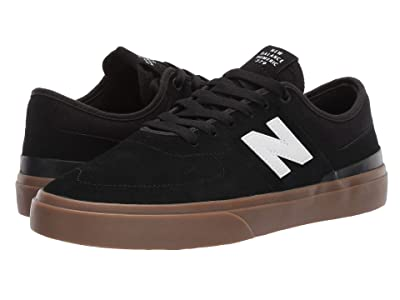 New Balance Numeric 379 (Black/Gum) Men