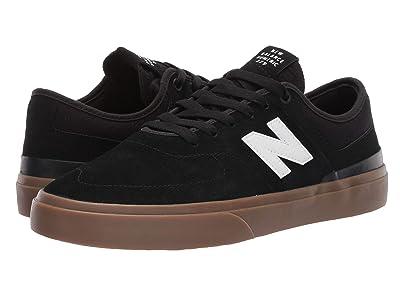 New Balance Numeric 379 (Black/Gum) Men
