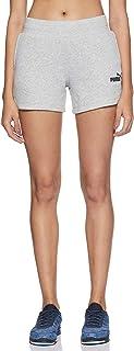 PUMA Women's ESS Sweat Shorts TR
