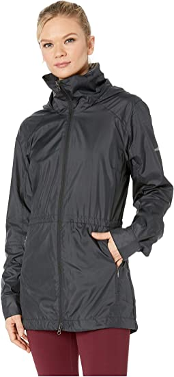 Sustina Springs™ Long Lined Windbreaker