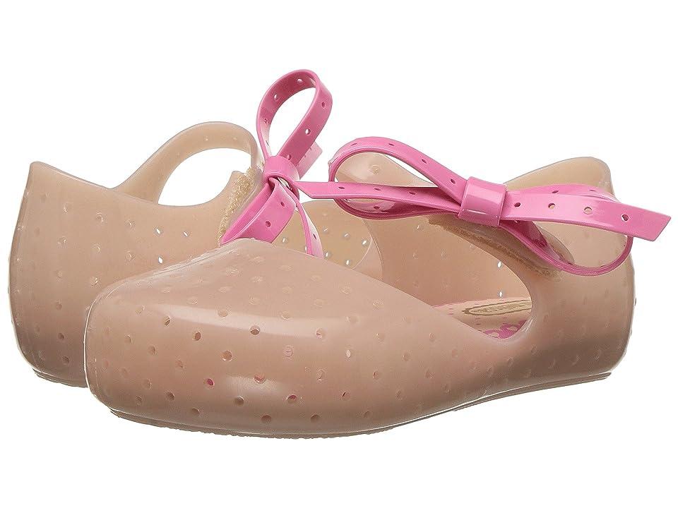 Mini Melissa Mini Furadinha X (Toddler/Little Kid) (Light Pink Mattte) Girl