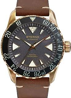 Eterna KonTiki Bronze Manufacture Limited Edition