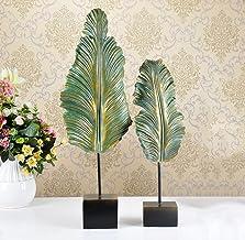 XINHU Banana Leaf Creative European Style Living Room Decoration Home Decorations Hars Ambachten
