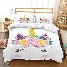 2 Taies d/'Oreiller 100/% Polyester, TODAY Crazy Frida-Parure HC3 : Housse de Couette 220x240 Multicolore 82gsm
