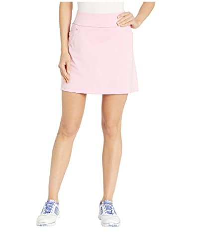 adidas Golf Ultimate Knit 16 Skort (True Pink) Women