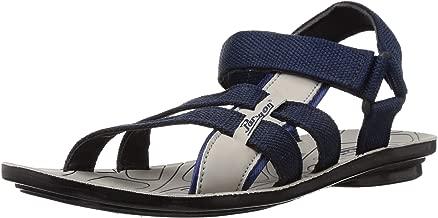 PARAGON Men's Blue Sandals - 8 UK/India (42 EU)(PU8946G)