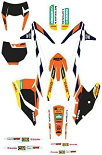 ktm exc 125 graphics kit