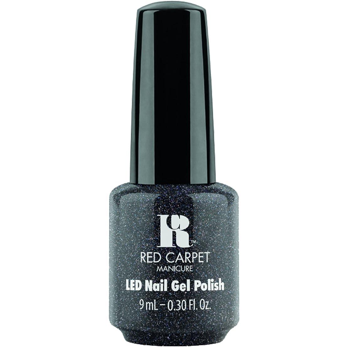 味わう休日に祈るRed Carpet Manicure - LED Nail Gel Polish - Star Gazer - 0.3oz / 9ml