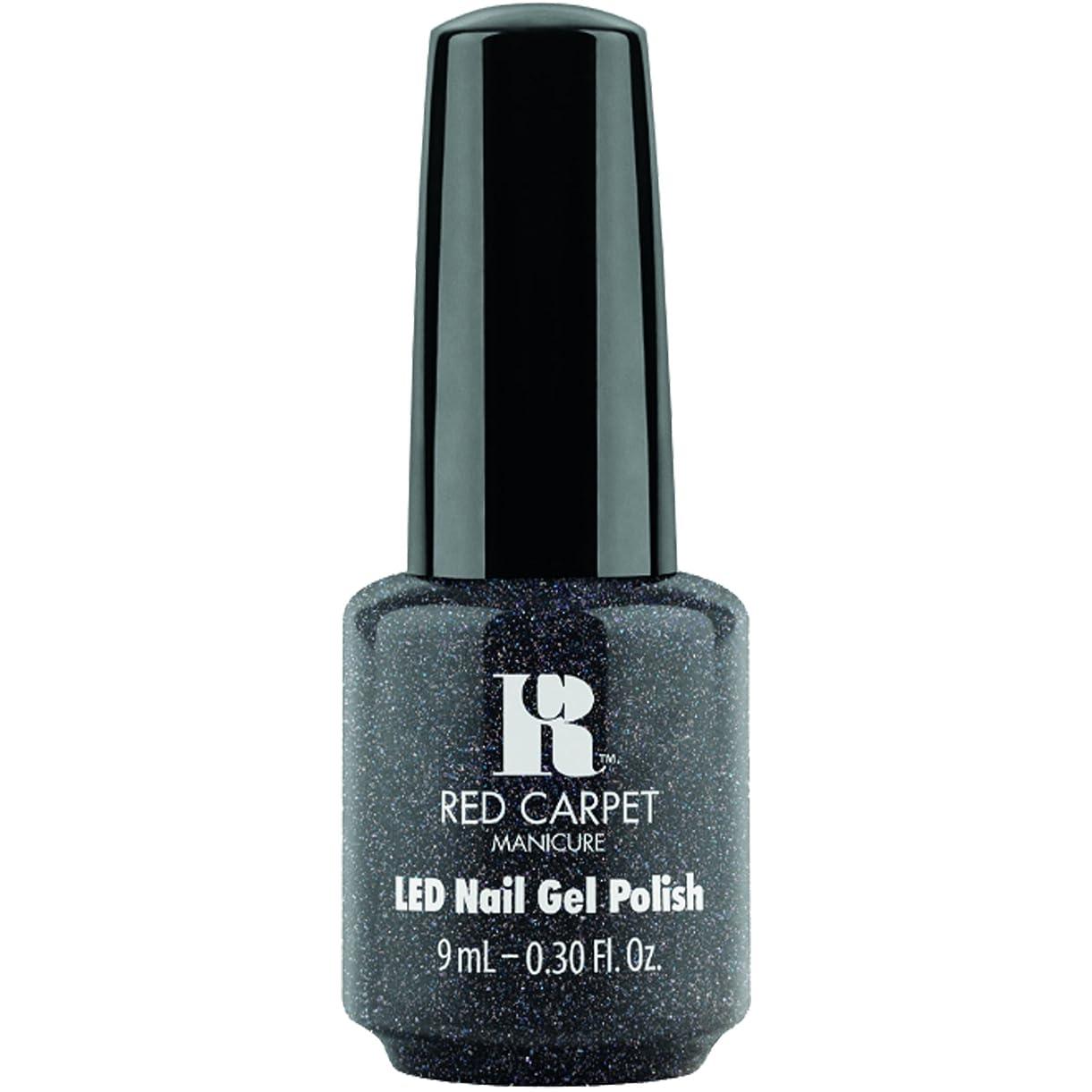 有名な高速道路満州Red Carpet Manicure - LED Nail Gel Polish - Star Gazer - 0.3oz / 9ml