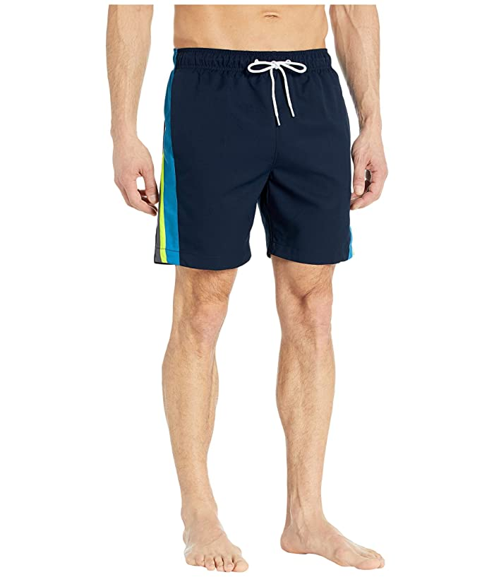 Speedo  Redondo Sport Volley 18 (Blue/Yellow) Mens Swimwear