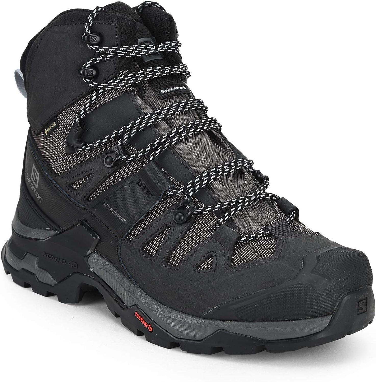 Salomon Mens QUEST 4 GTX Backpacking Boot