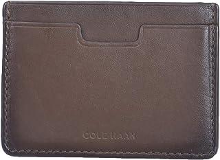 Cole Haan Men's Warner Molded Card CASE, BISON BROWN, 1 size