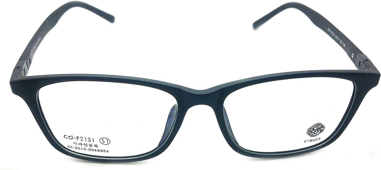 Credit Prescription Eye Glasses Frame Bio Silicon Rubber, Flexible Cd 2131 C1M