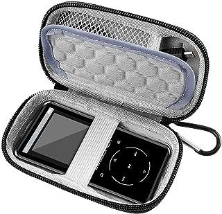 MP3 Player Tasche für AGPTEK / MYMAHDI/ iPod shuffle & Nano 8/ 16/ 32GB Bluetooth 5.0 Verlustfreier Sound FM Radio Musikpl...