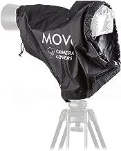 Movo CRC23 Storm Raincover Protector for DSLR Cameras, Lenses, Photographic Equipment (Medium Size: 23 x 14.5)
