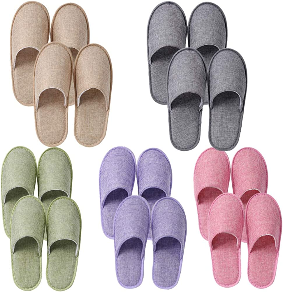 UILB Disposable Home Max 66% Beauty products OFF Slippers for Family M Mixed Guests Hotels -