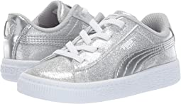 Basket Metallic Slip-On (Toddler)