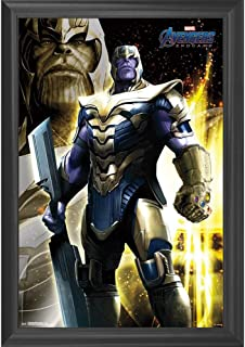 marvel thanos art
