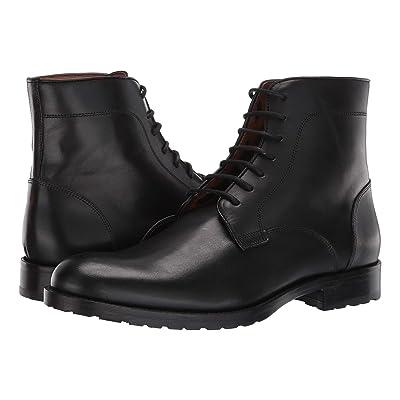 Massimo Matteo 7-Eye Boot (Black) Men
