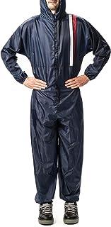 Timemory Schutzkleidung Overall Einweg-Schutzanzug f/ür Personal Schutzkleidung Staubdichter Overall Antistatisch