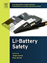 Electrochemical Power Sources: Fundamentals, Systems, and Applications: Li-Battery Safety PDF