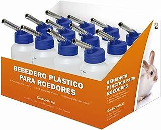 ICA TD2212 Bebedero de Plástico para Hámster