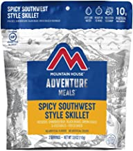 Mountain House Spicy Southwest Style Skillet   Freeze Dried Backpacking & Camping Food   Survival & Emergency Food  Gluten...