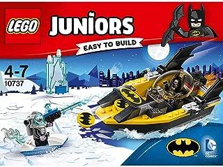 Juniors Batman vs. Mr. Freeze 10737 Superhero Toy for 4-7 Years-Old Kit Set
