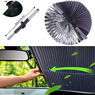 VITA PERFETTA protecci/ón solar calor 1 protector de parabrisas de coche anti UV polvo 150 x 70 cm