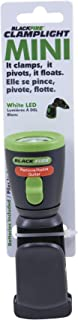 Blackfire BBM890XHD LED Clamp Light, Mini, Gray and Green