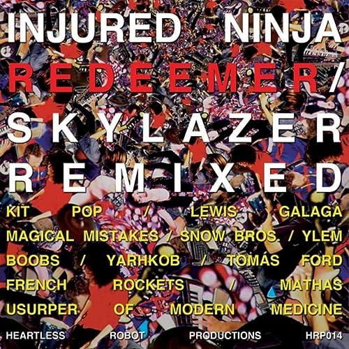 Knucklepuck (Kit Pop Remix) [feat. Kit Pop] de Injured Ninja ...