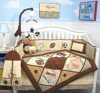 Best football baby crib set Reviews