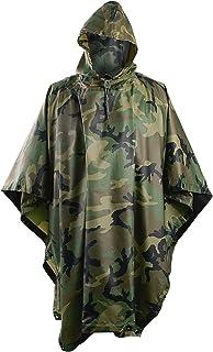 Helikon Military Ripstop Waterproof Poncho Rain Cover